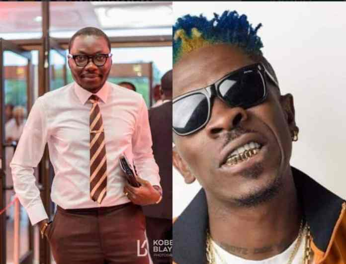 We cannot entertain lawlessness-Arnold Asamoah Baidoo blasts Shatta Wale over his alleged assault on road contractors