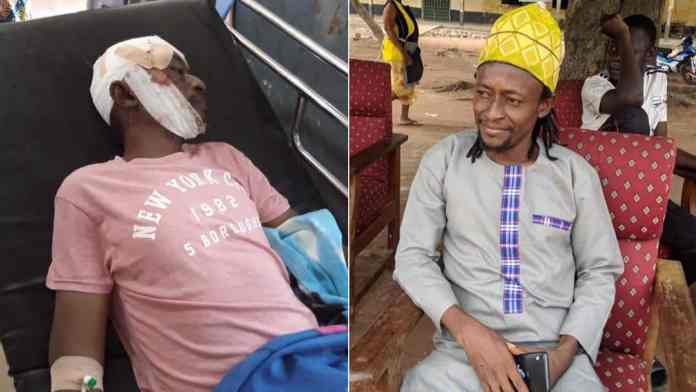 """""""I warned him about his activism on social media"""" – Wife of deceased Facebook political activist cries"""