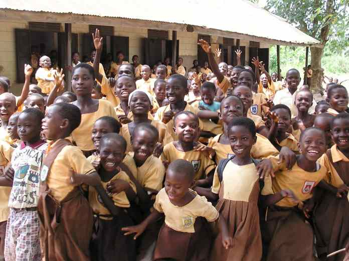 55% Ghanaian children plan on leaving the country in the future-REPORT