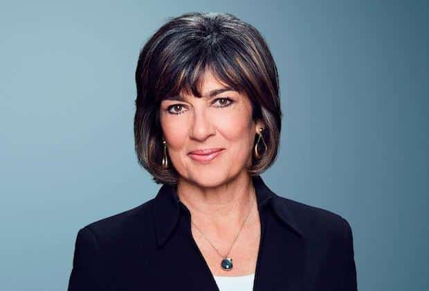Christiane Amanpour shares cancer diagnosis with viewers