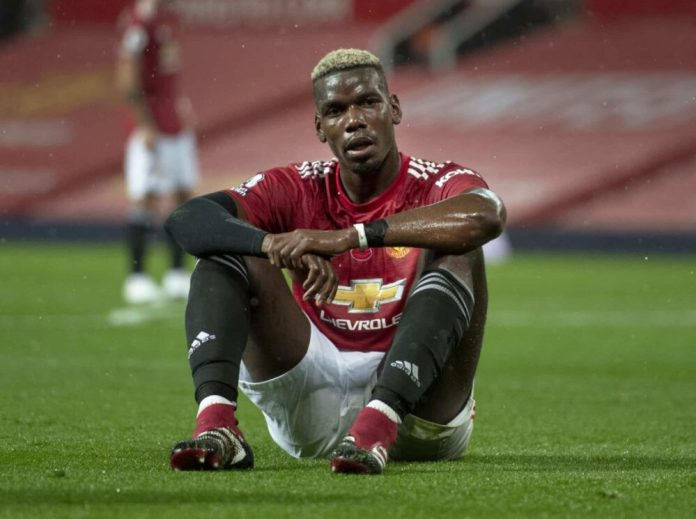 Man United to demand €60 million for Paul Pogba