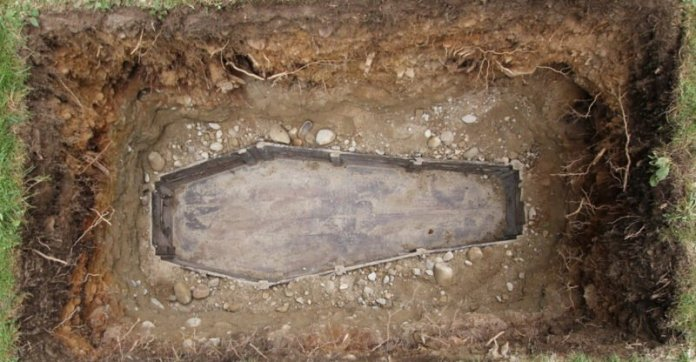 Why people are buried six feet under