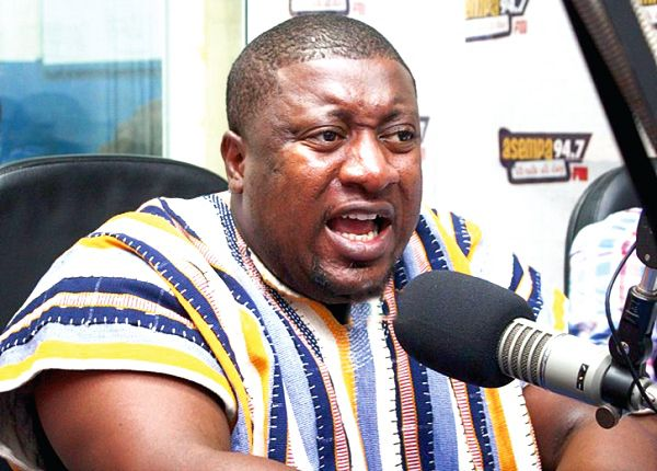 NDC's March for Justice demo is useless-Nana Boakye