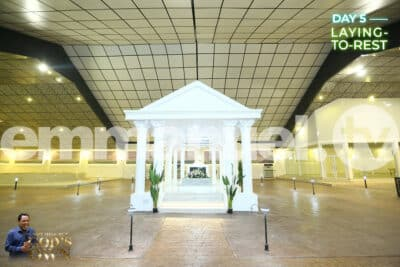 Wow Check out photos of late T.B Joshua's Mausoleum