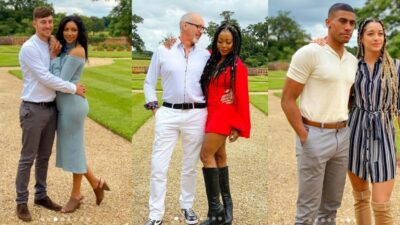 Stephanie Benson flaunts her beautiful daughters and their boyfriends on social media