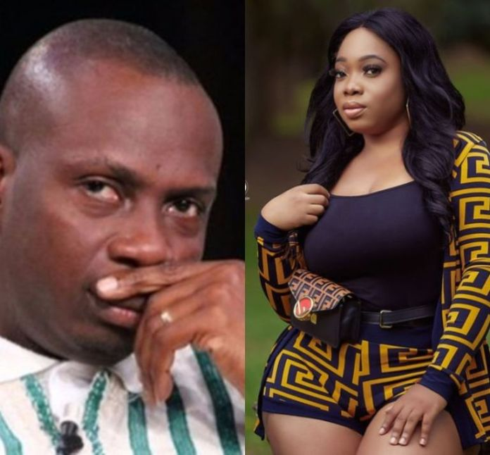 Counsellor Lutterodt finally speaks on Moesha Boduong's 'repentance brouhaha'