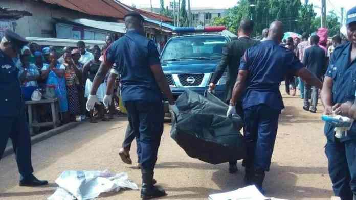 Market chairman dies on top of his wife's salesgirl after taking aphrodisiac
