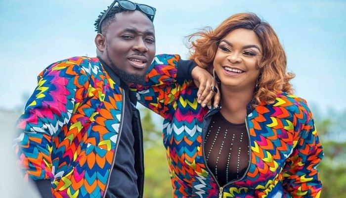 Beverly Afaglo and husband Eugene Baah