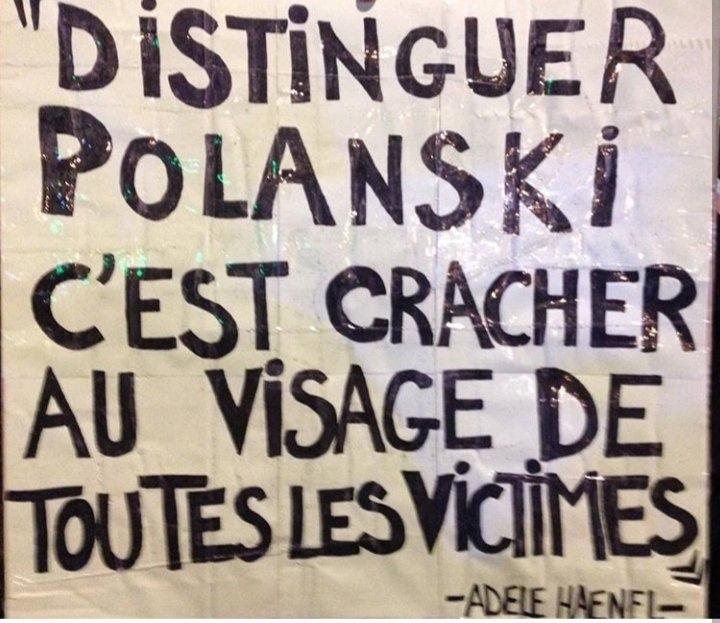Césars de la honte : Polanski violeur