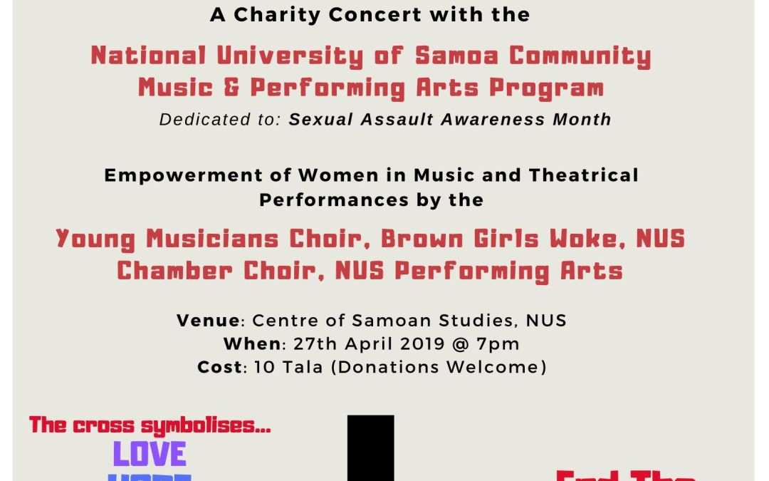 One Solitary Life – Charity Concert