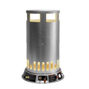 Dynaglo liquid propane heater