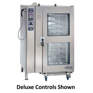 "Alto-Shaam Combitherm 76""H Gas Boiler-Free Oven/Steamer"
