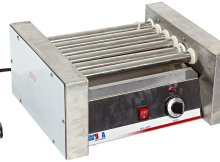 benchmark dog roller grill