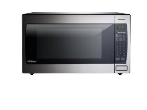 Panasonic NN-SN966S Countertop/Built-In Microwave with Inverter Technology