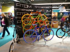 The ridiculous hipster fixie craze continues. You wouldn't, would you?