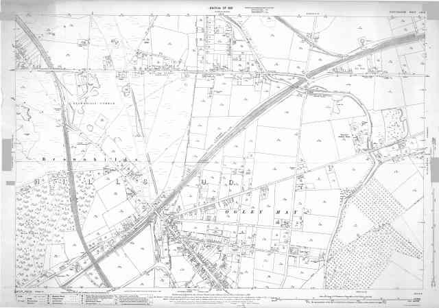 Brownhills central 1919