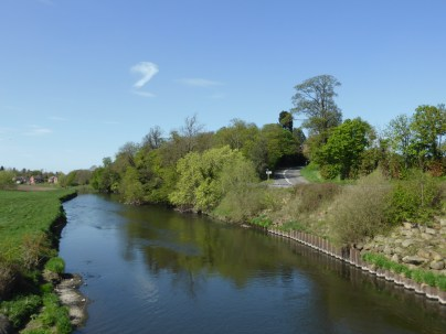 Crossing the Tame at Elford