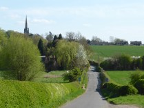 Clifton, overlooking the Mease Valley