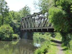 The Meccano bridge