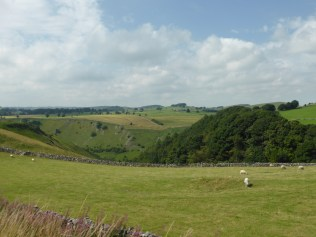 Iron Tors, leading to Milldale