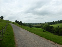 Clibing out of the Manifold Valley at Rushley