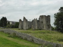 Throwley Hall - some renovation required