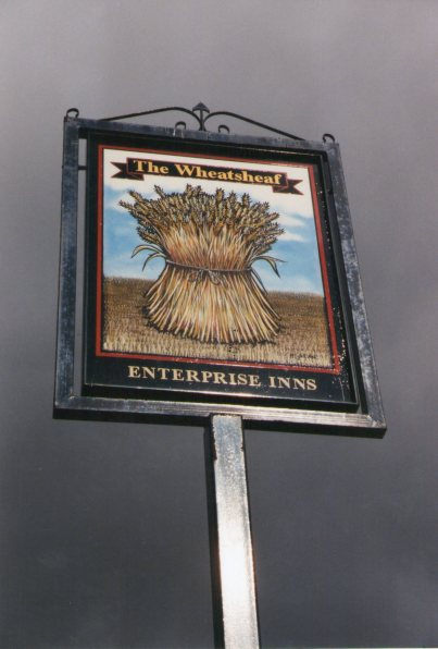 wheatsheaf sign