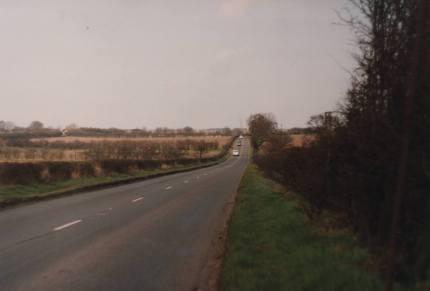 Ogley Hay Road, facing Chasetown 1993
