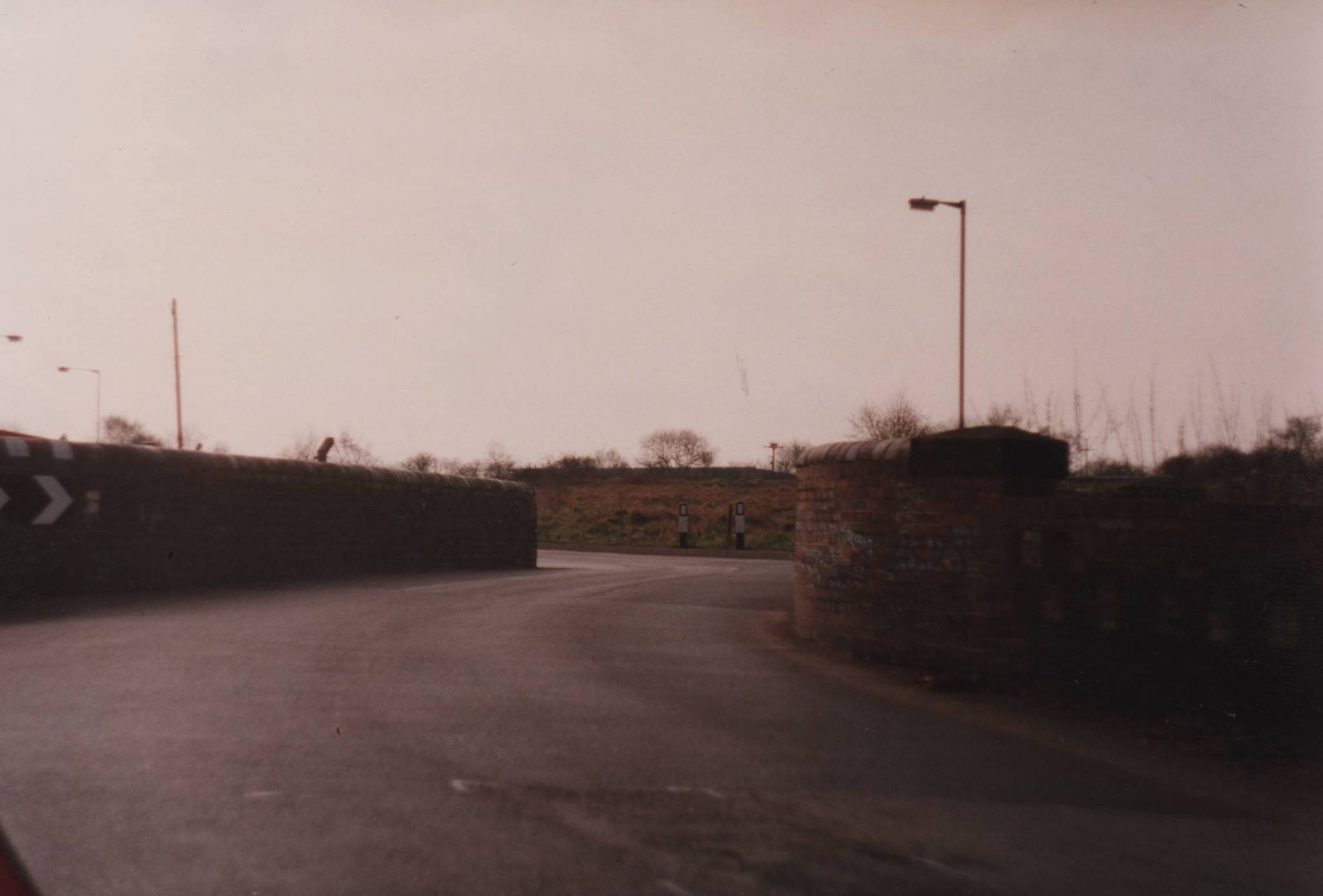 Wharf Lane Bridge 1993