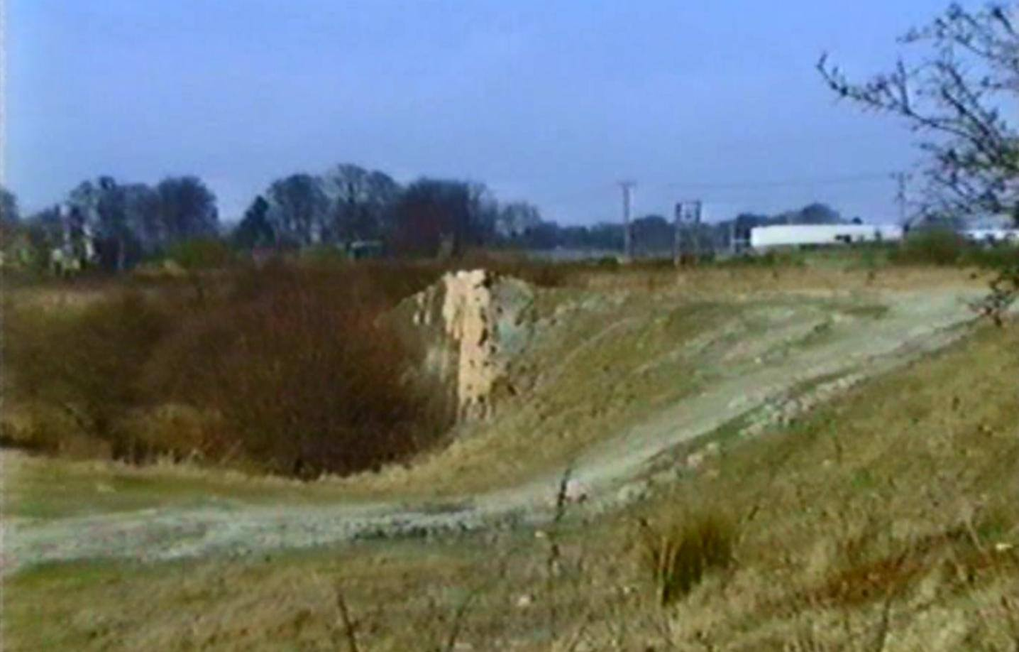Drift shaft remnants 1993