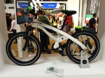 BMW kids bike. Wonder who's designing them?