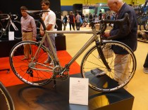 Enigma titanium. Beautiful, British designed and build, arm and a leg. Want one.