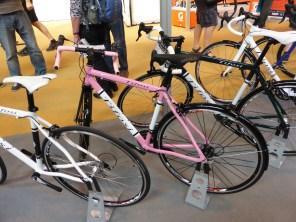 Pink. Oh dear.