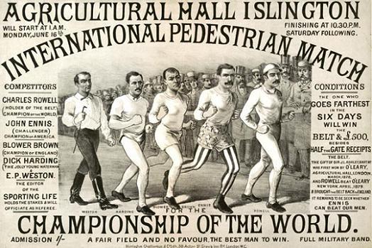 Pedestrian-match