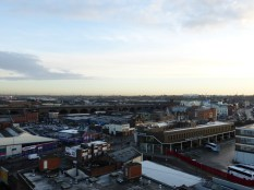 Digbeth is a hive of industry.