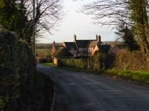 Croxall - an old, old hamlet.