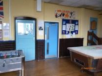 The door to the headmaster's office. Image courtesy David Evans.