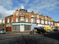 Erdington: how fine is this parade of shops?