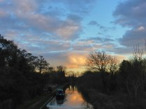 Canal Colour at Middleton