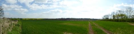 Syerscote Hill