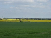 Remain in light... Rickerscote from Syerscote Hill
