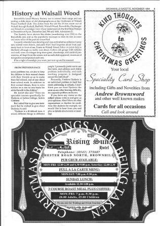 Brownhills Gazette November 1994_000009