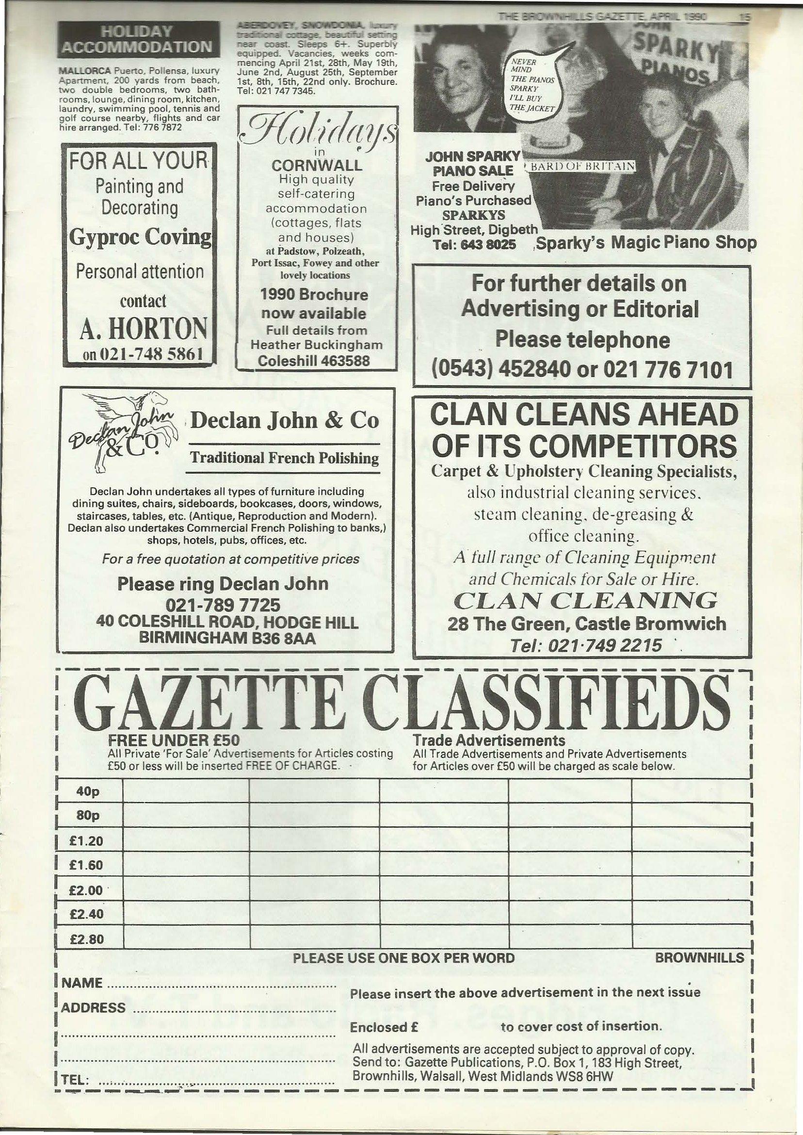Brownhills Gazette April 1990 issue 7_000015