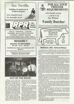 Brownhills Gazette August 1990 issue 11_000011