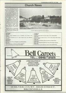Brownhills Gazette July 1990 issue 10_000005