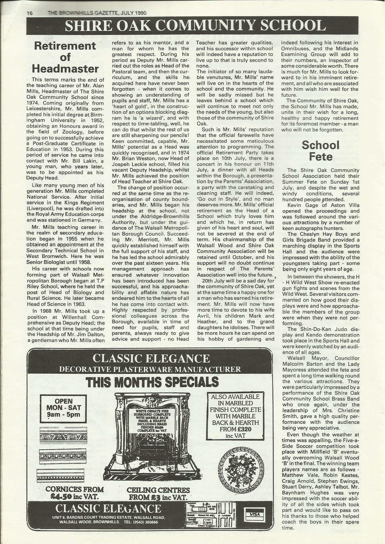 Brownhills Gazette July 1990 issue 10_000016