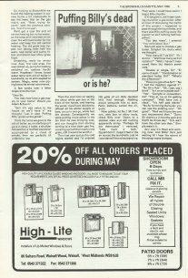 Brownhills Gazette May 1990 issue 8_000005