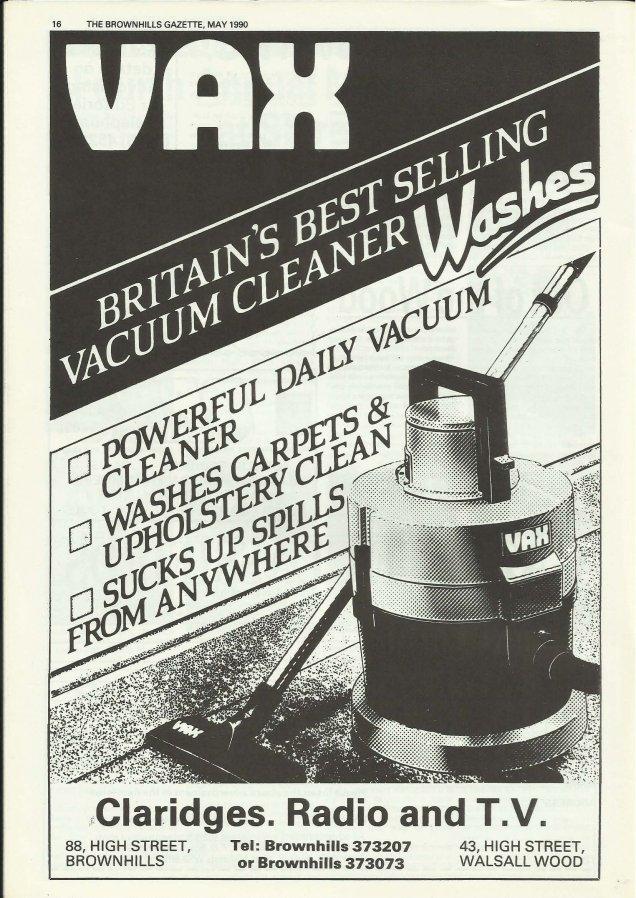 Brownhills Gazette May 1990 issue 8_000016