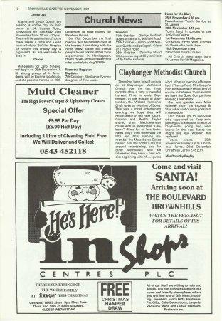 Brownhills Gazette November 1990 issue 14_000012