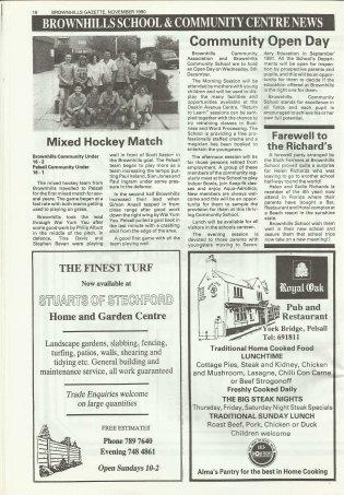 Brownhills Gazette November 1990 issue 14_000016